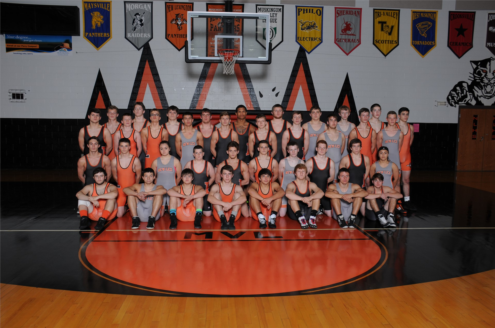 2016-17 PANTHER WRESTLING