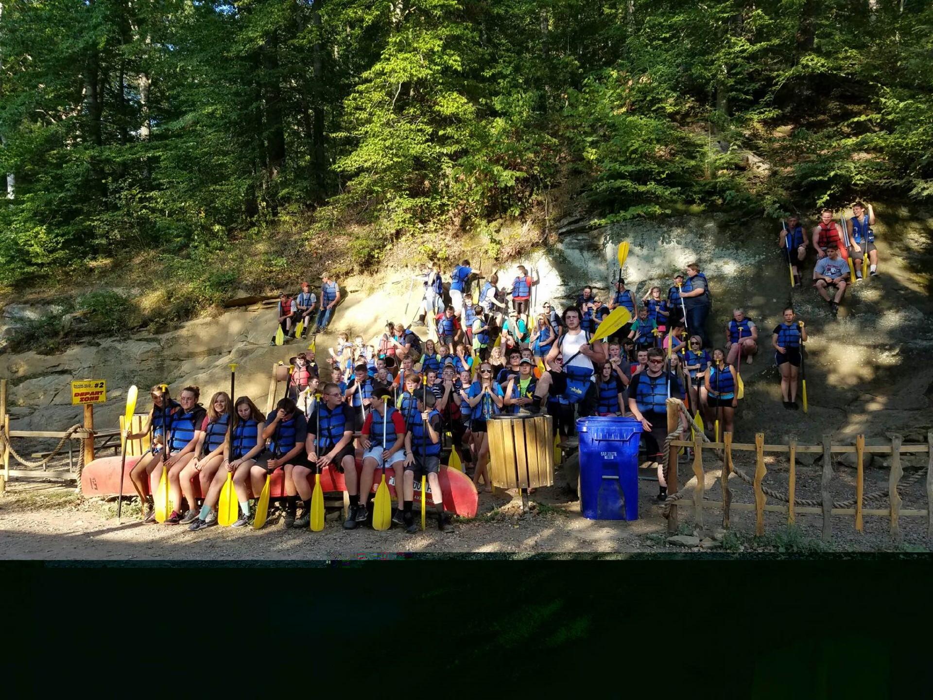 FFA Annual Canoe Trip