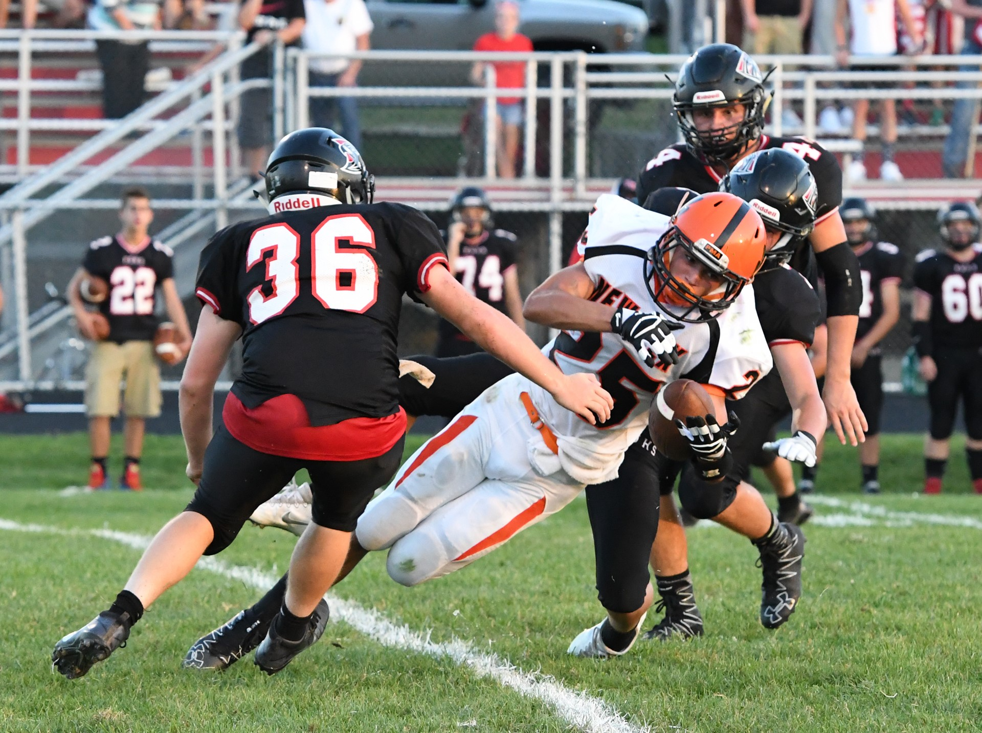 KAM BOWEN VS FAIRFIELD UNION