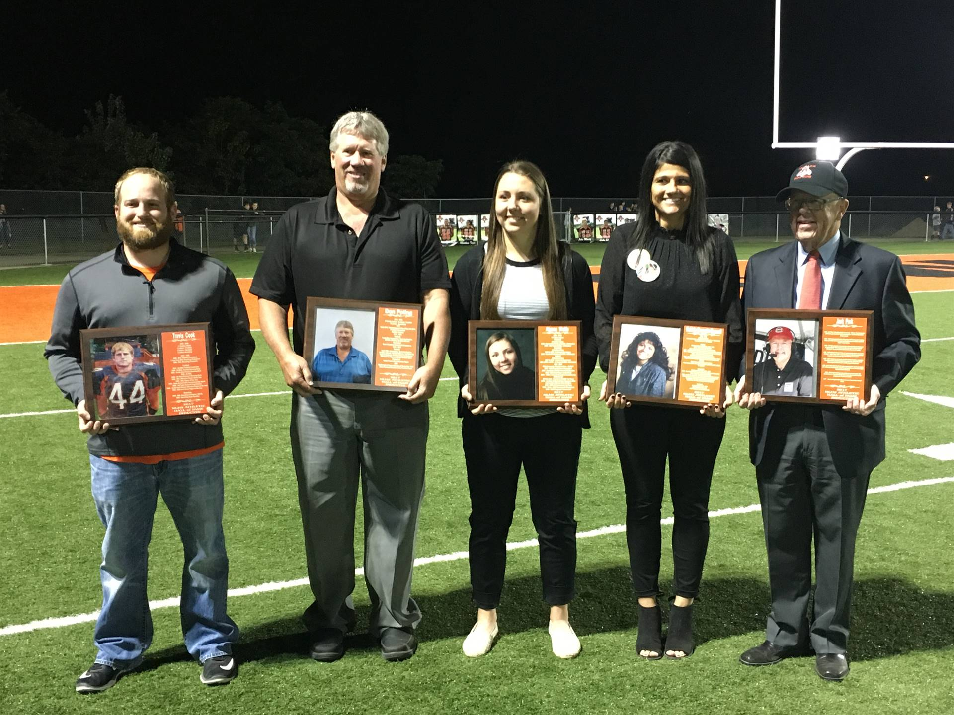 2017 Hall of Fame Inductees