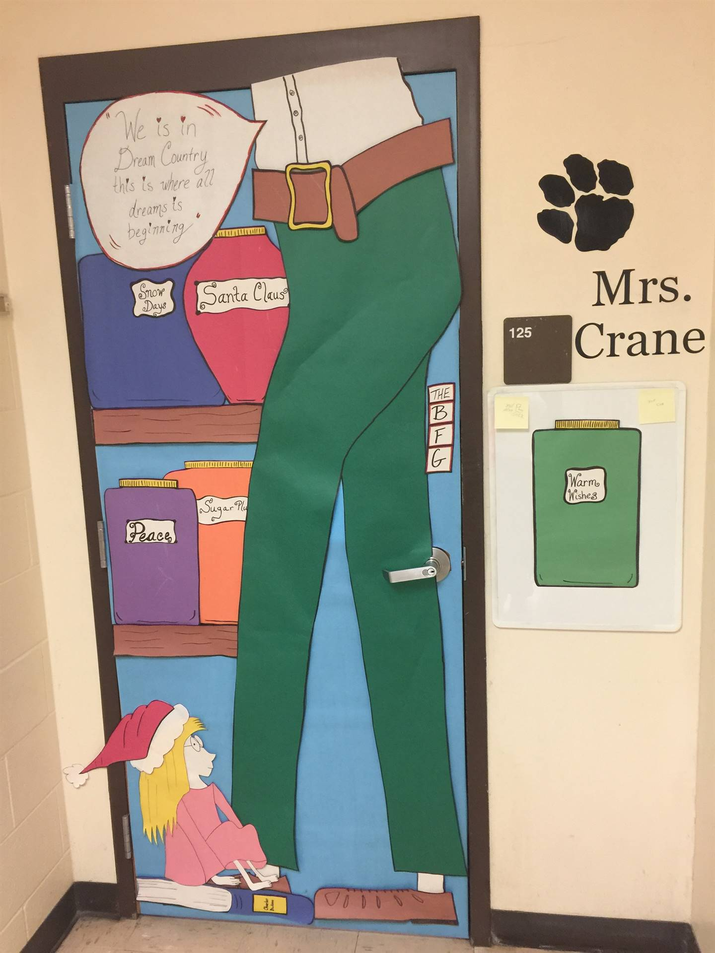 2nd Place Door!