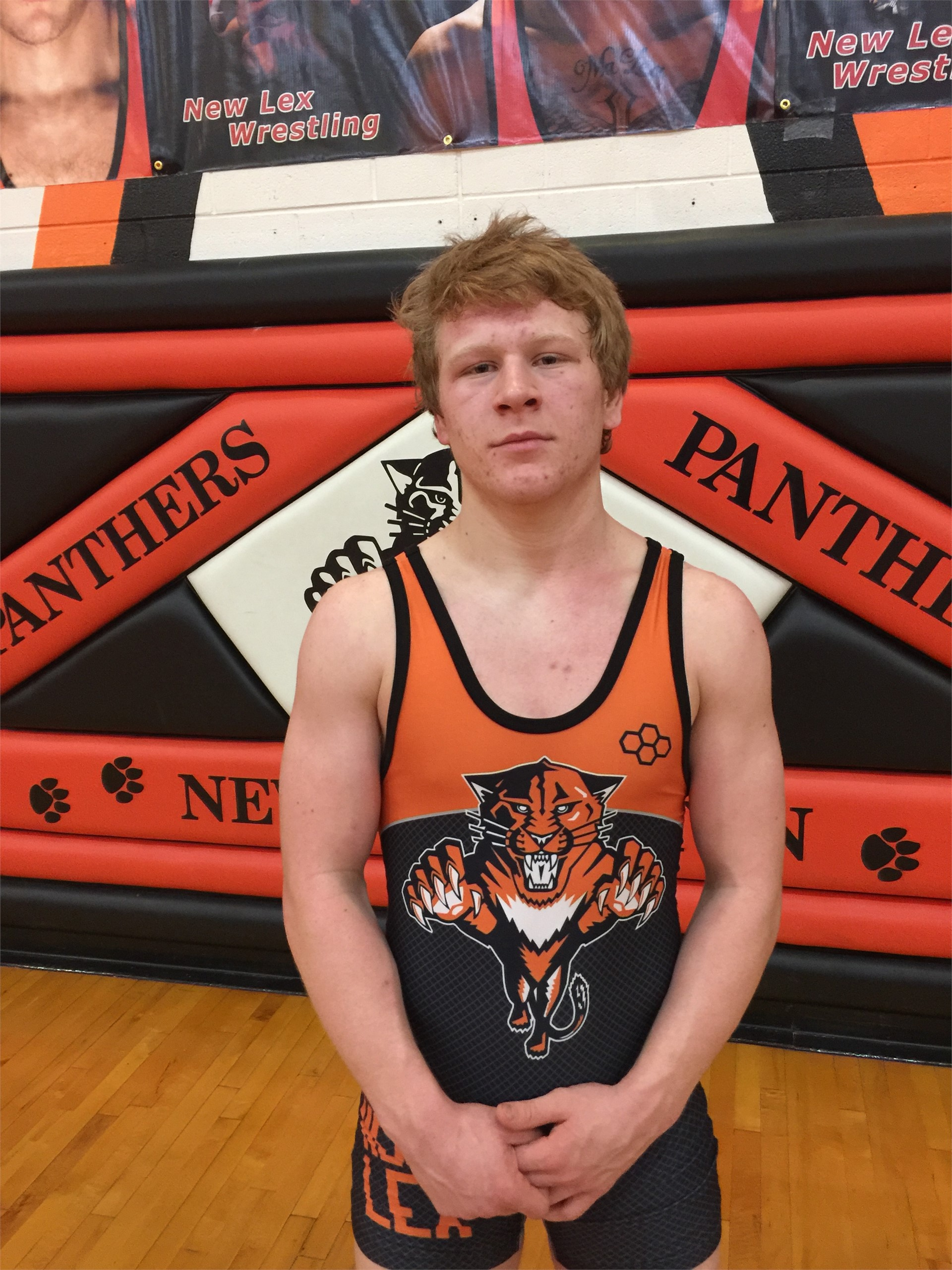 Mautz pins in last match to secure win over Sheridan