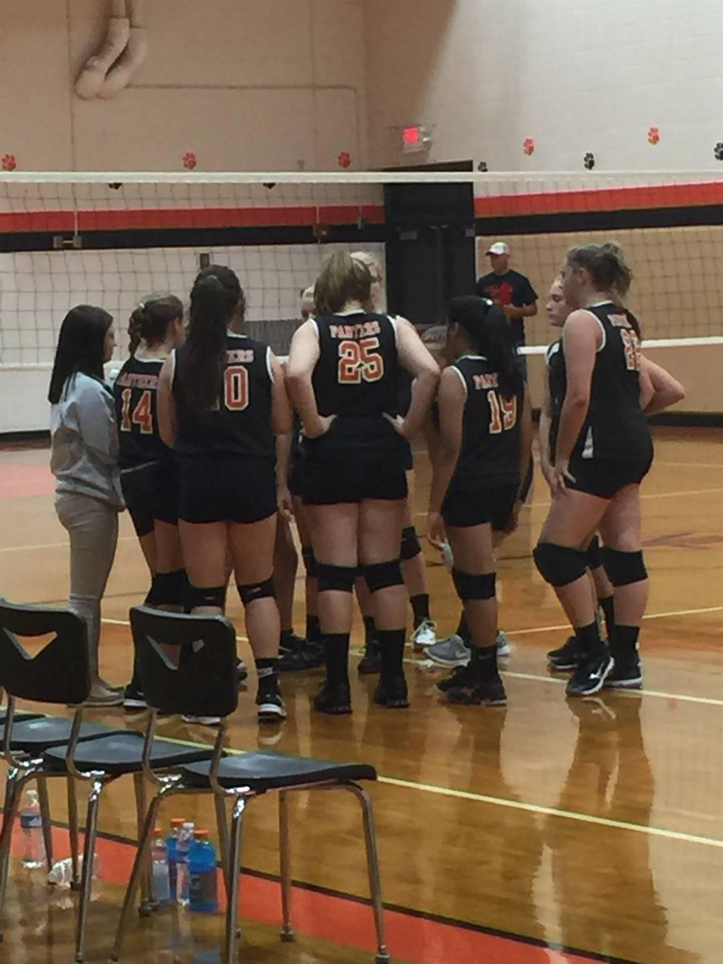8th Grade Volleyball vs. West Muskingum