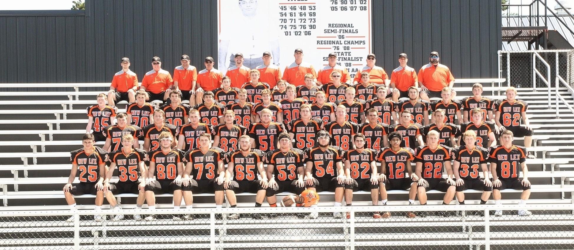 2017 Football Team