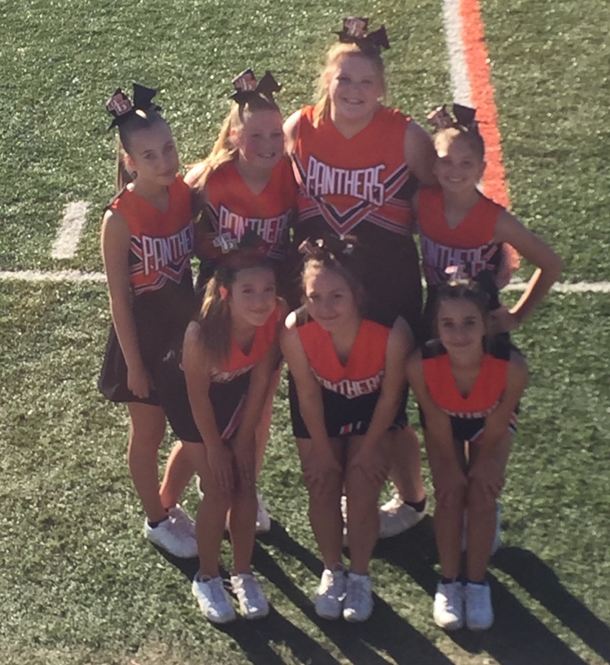 Panther Cheerleaders