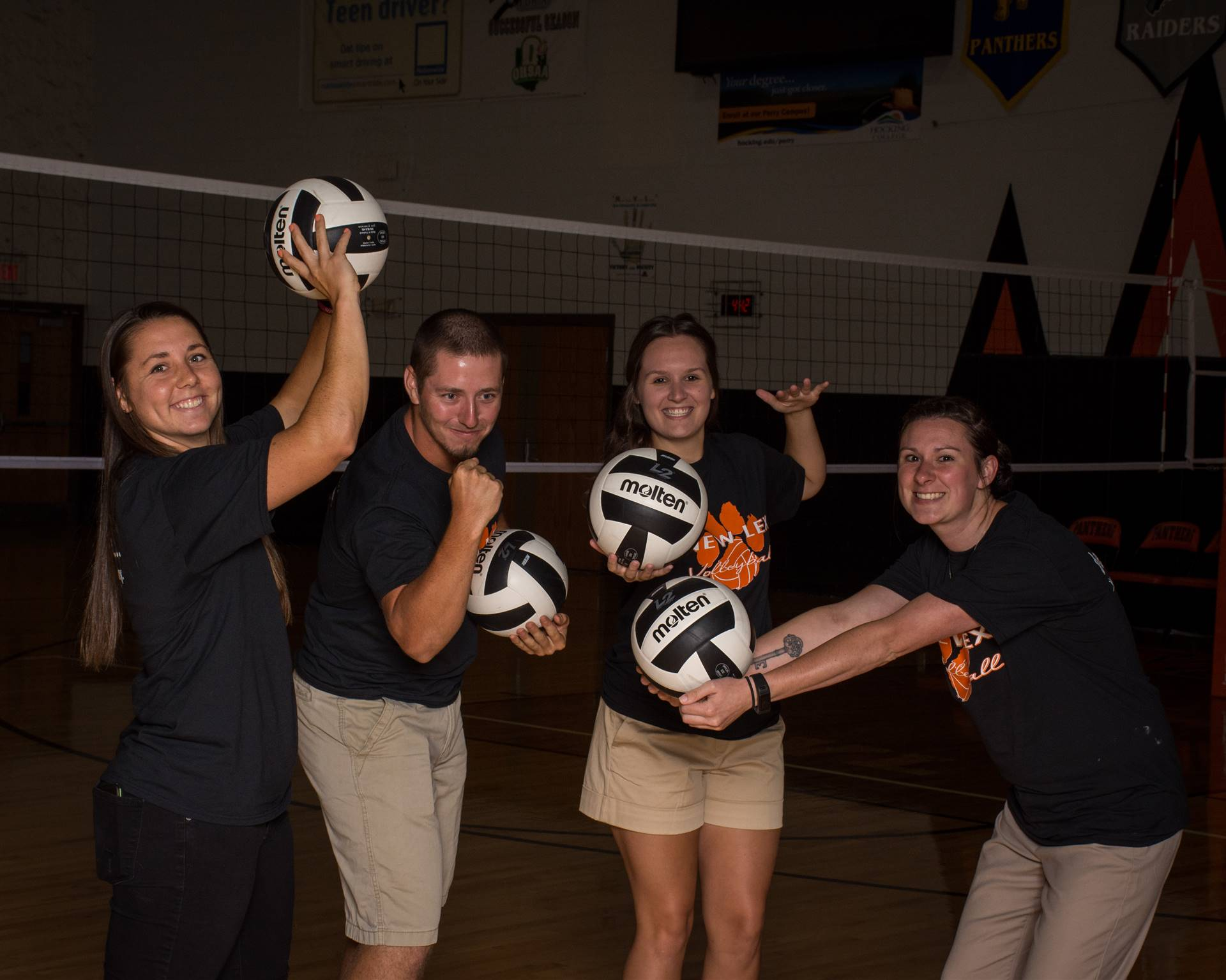 2018 Volleyball Coaches