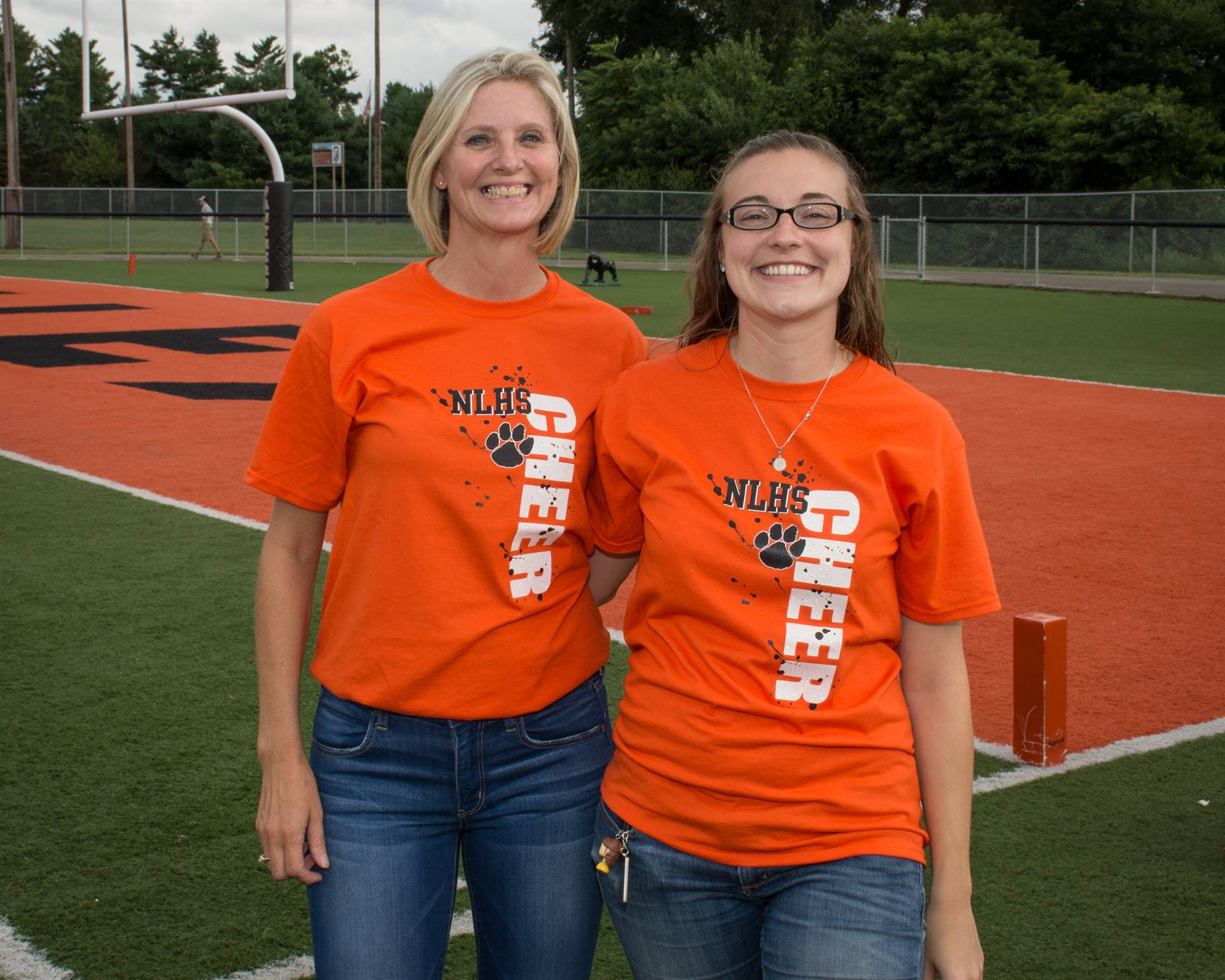 2018 Fall Cheer Coaches