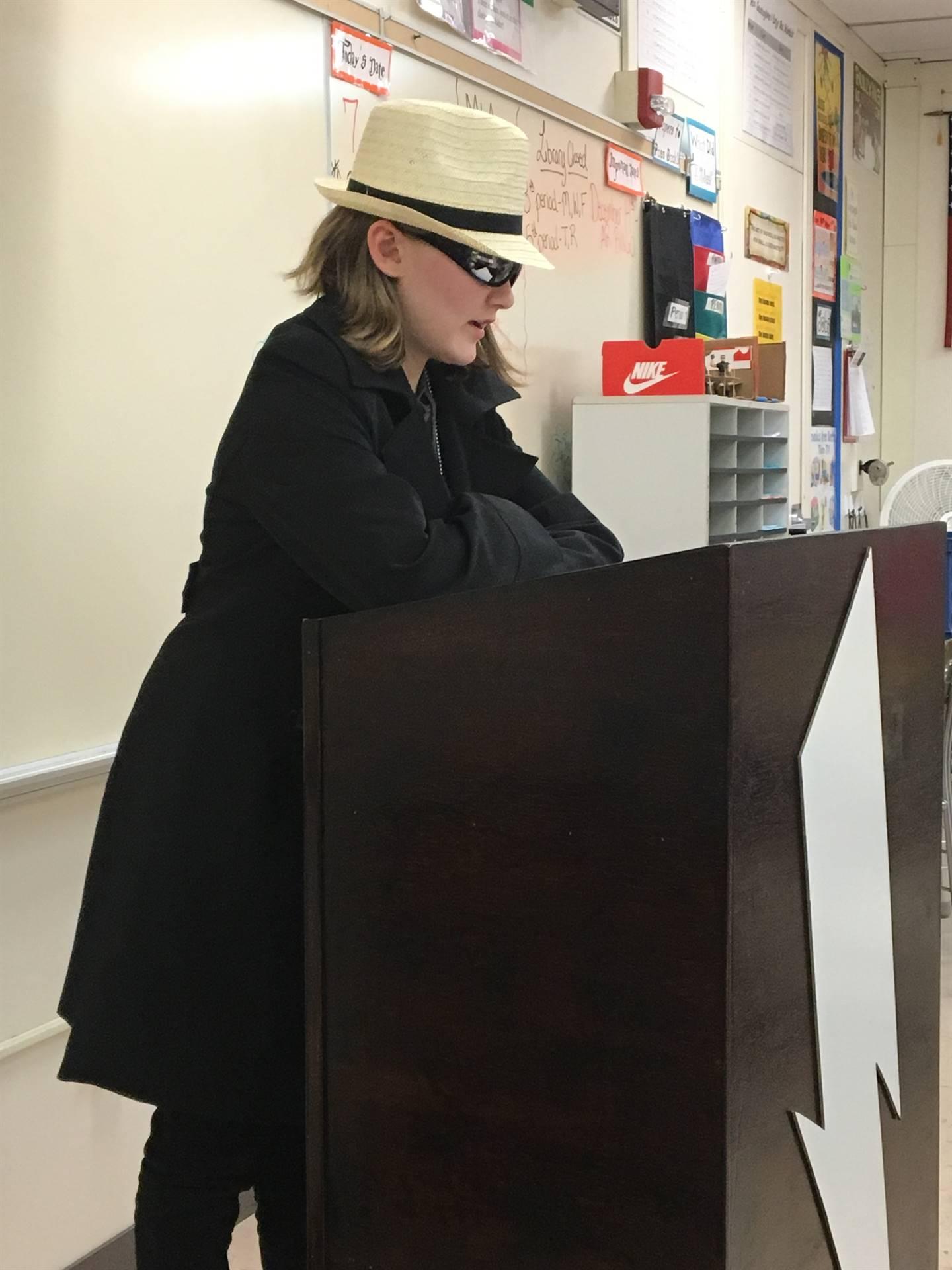 Detective Hannah Knerr