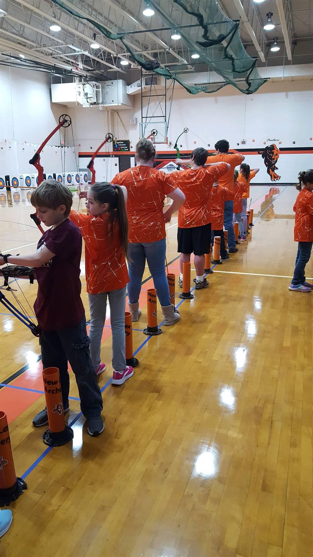 Archery Fun Shoot