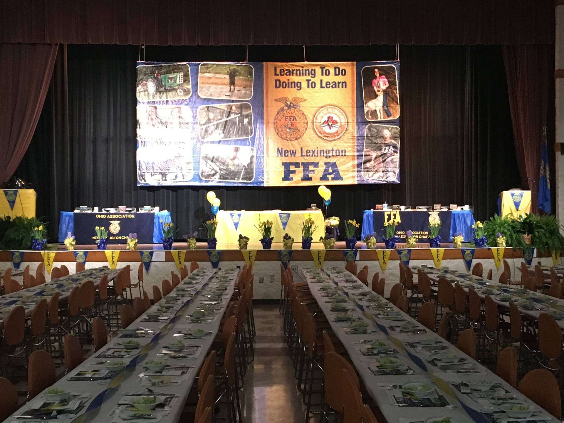 FFA Banquet