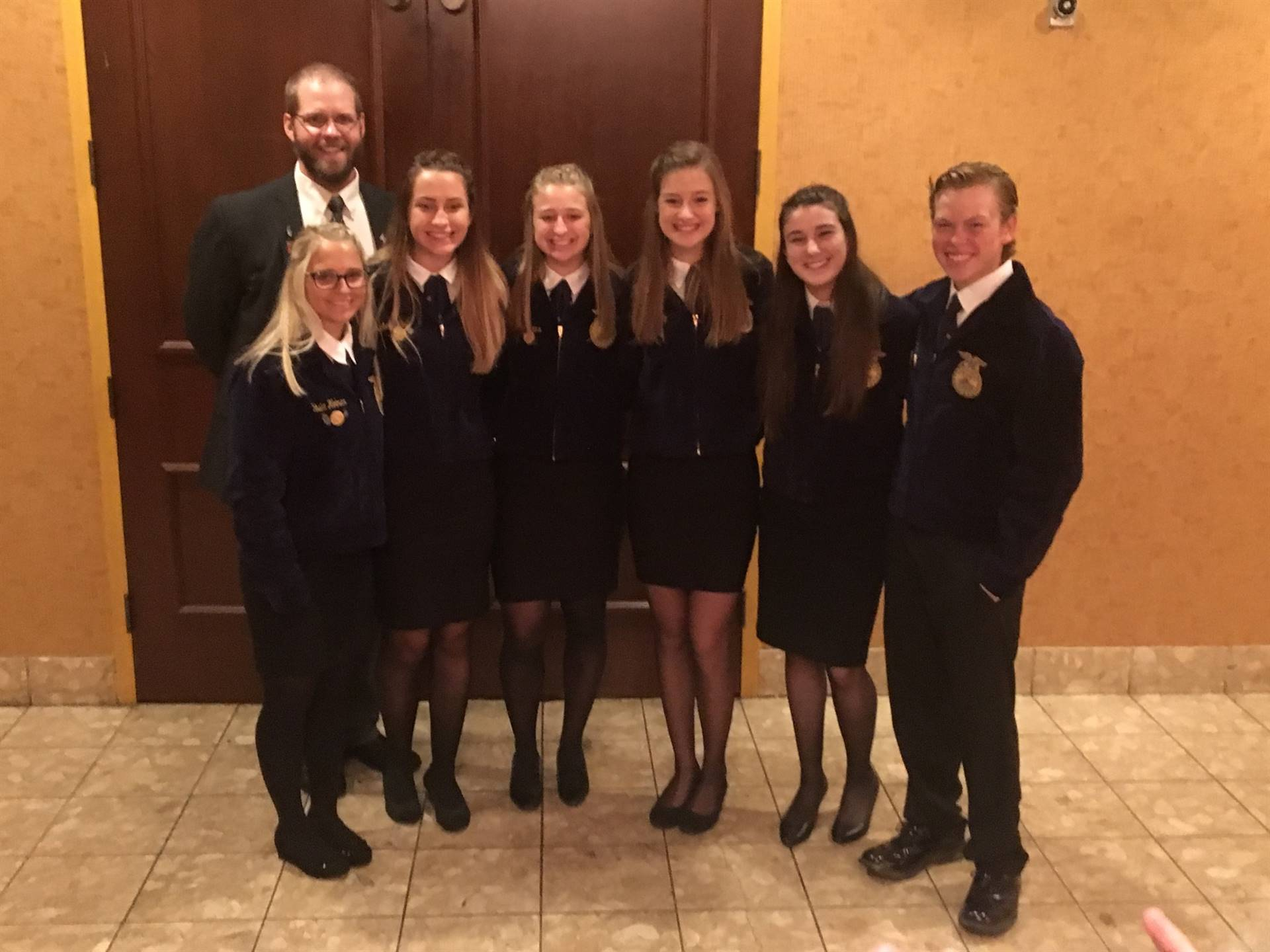 Parliamentary Procedure Wins National Title