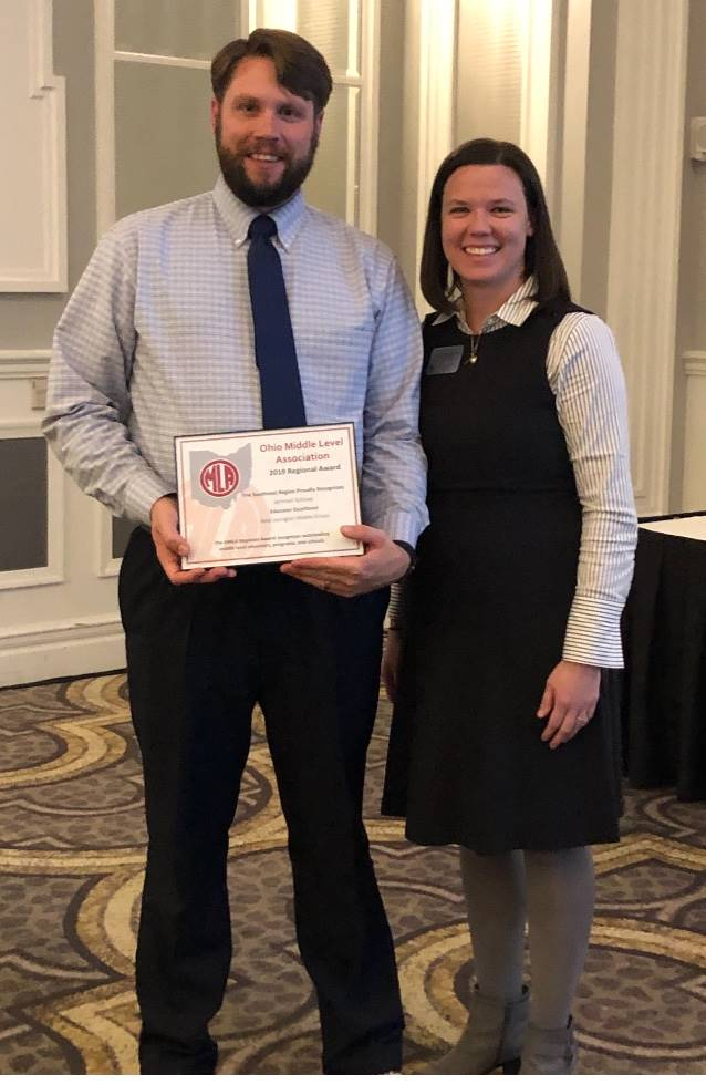 OMLA Regional Award Winner