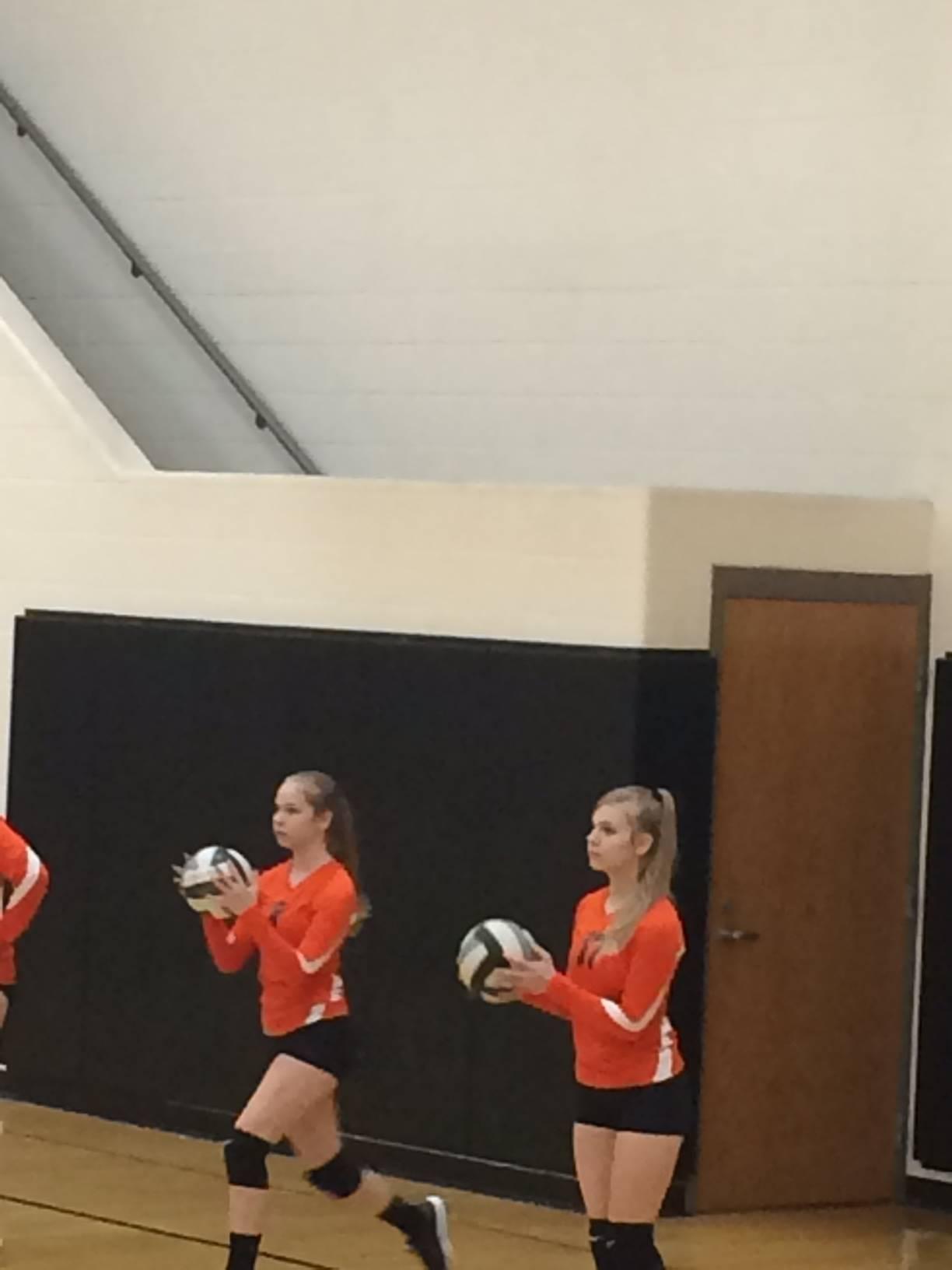 Volleyball @ Tri-Valley