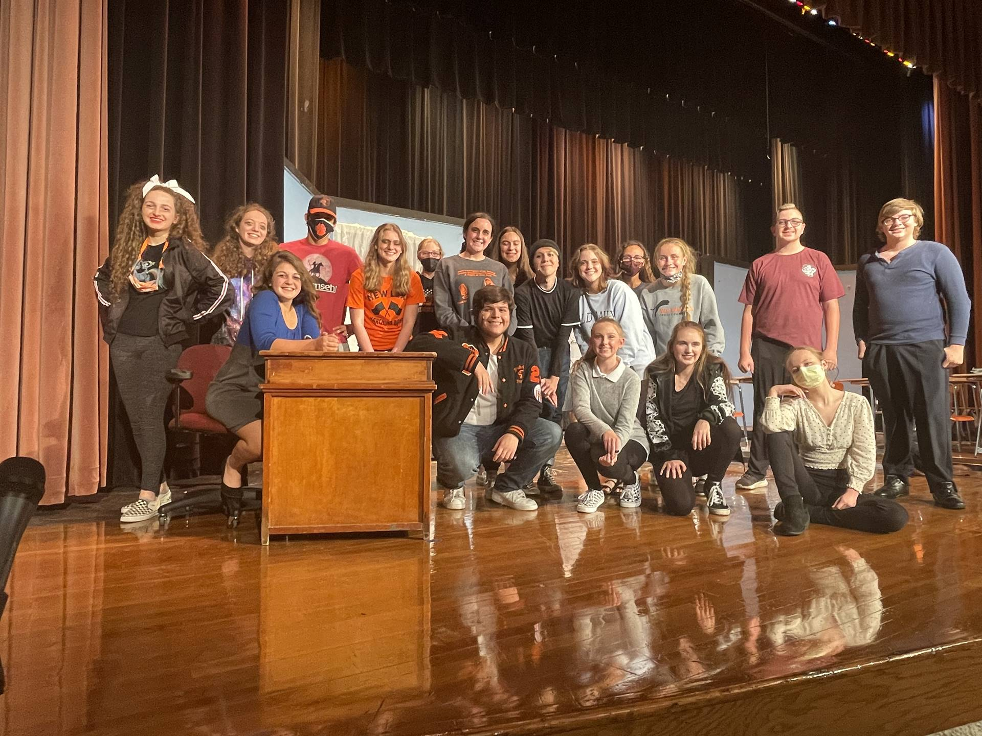 Drama Department Presents: A Night of One Acts