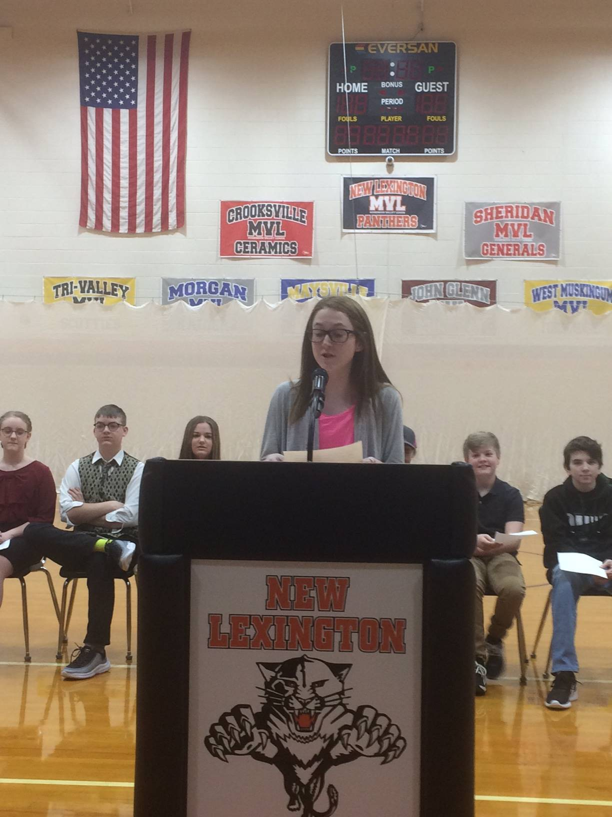 Assembly Skit: Nothing But the Truth
