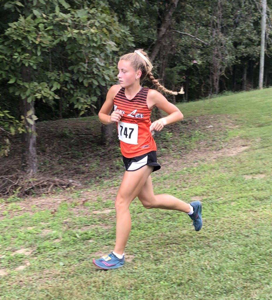Cross Country at River Valley