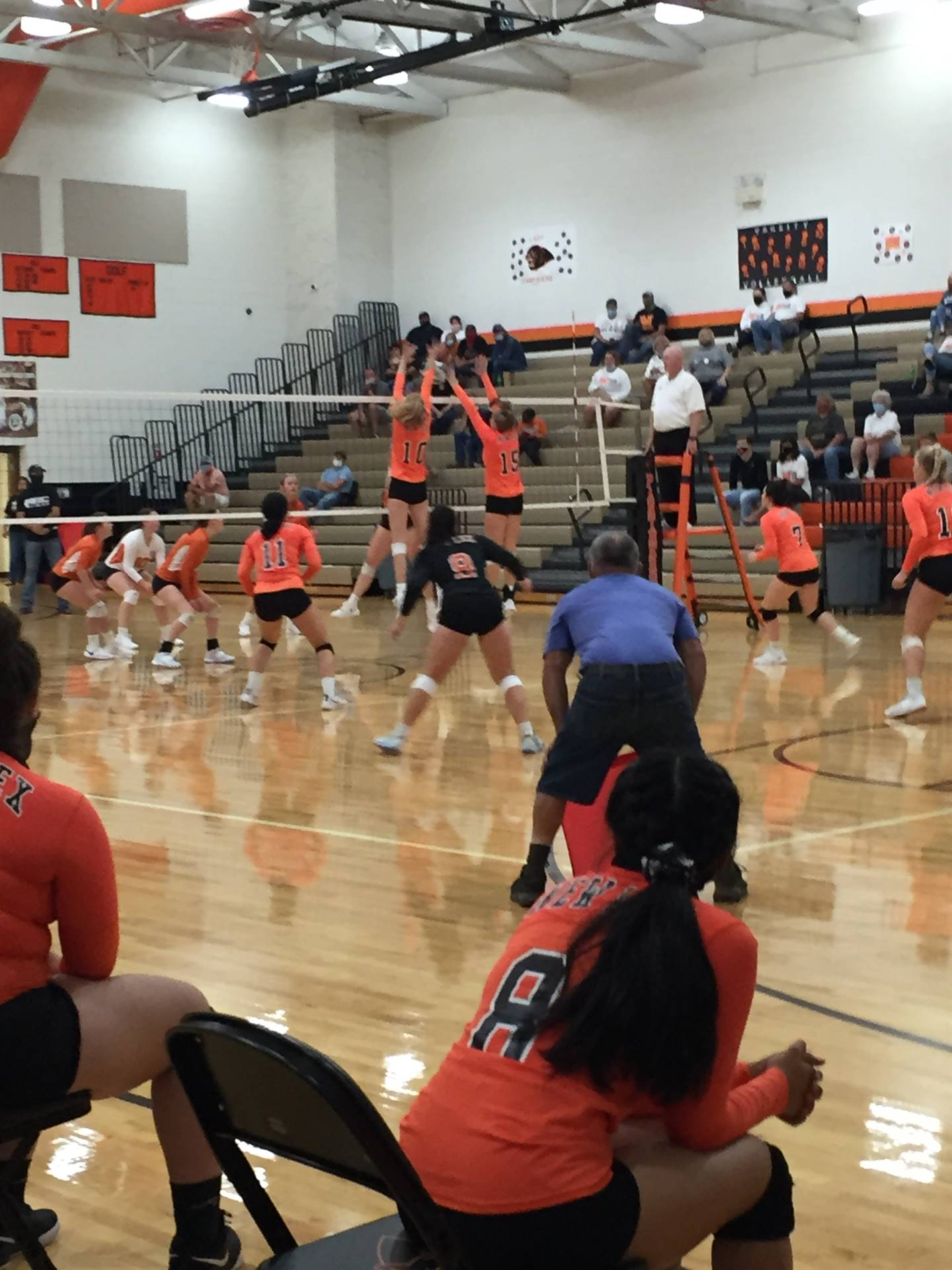 Volleyball vs Meadowbrook