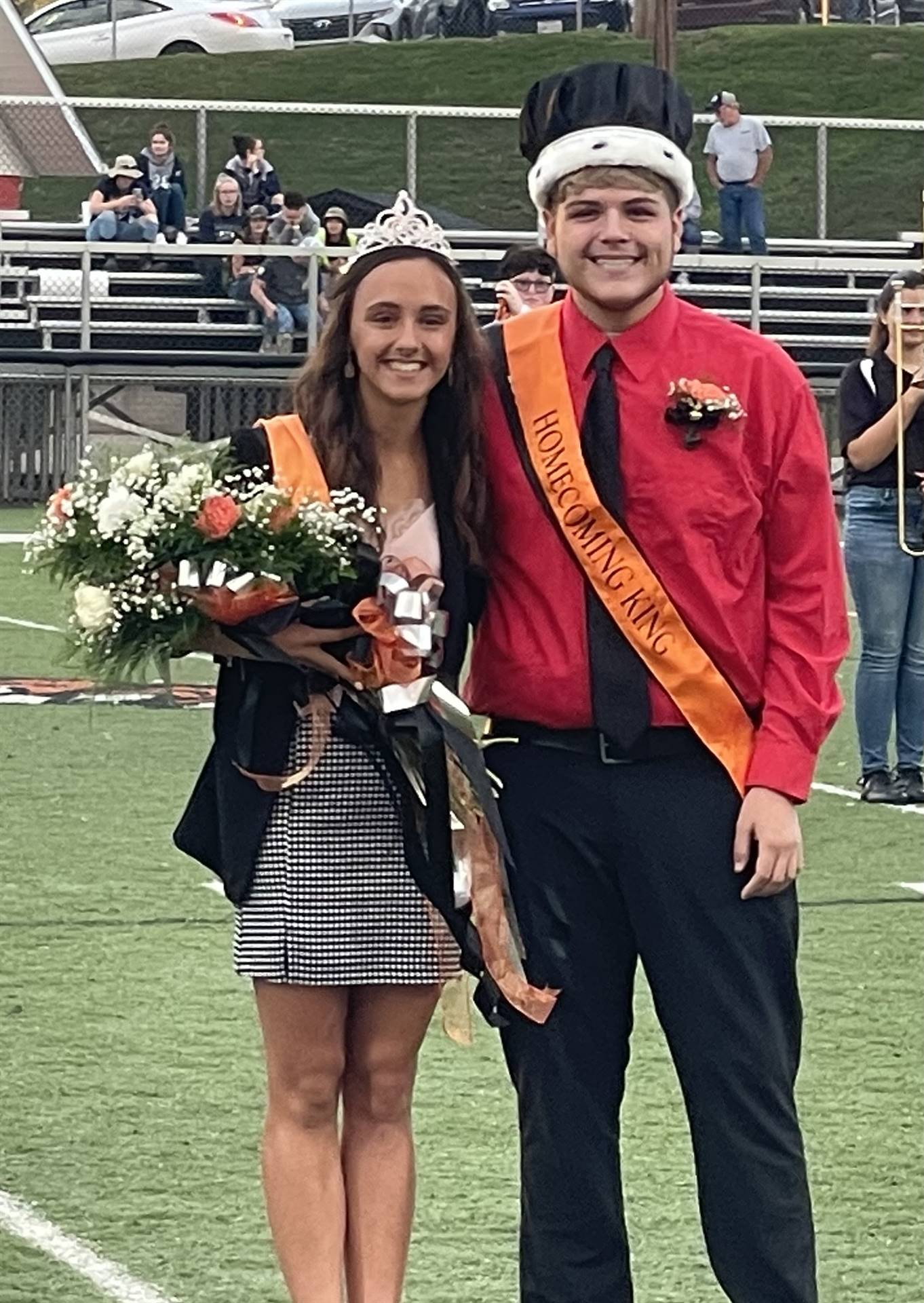 Homecoming King and Queen 2021