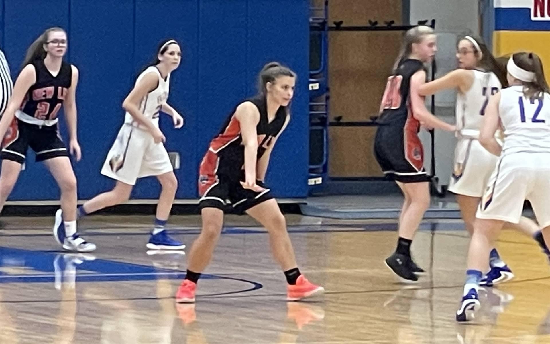 JV Basketball taking on Philo