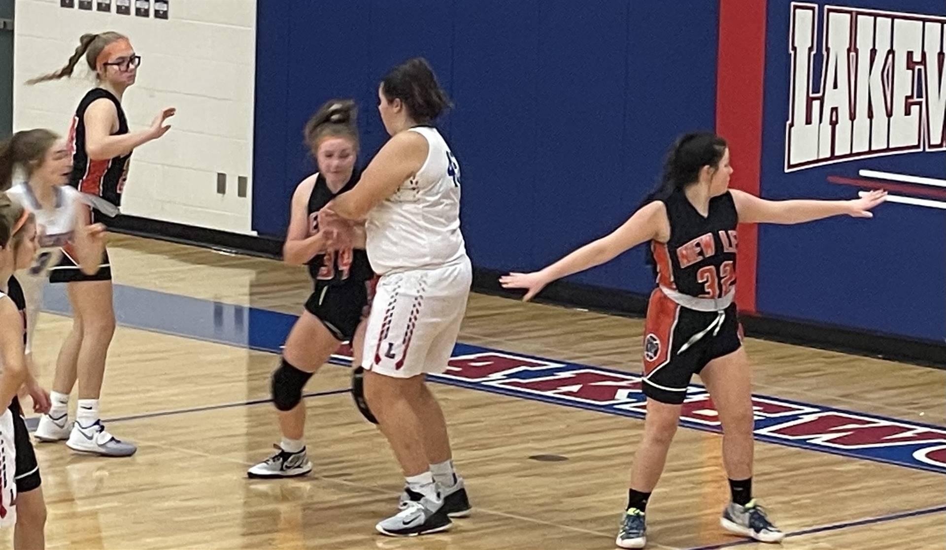 Girls Basketball taking on Lakewood