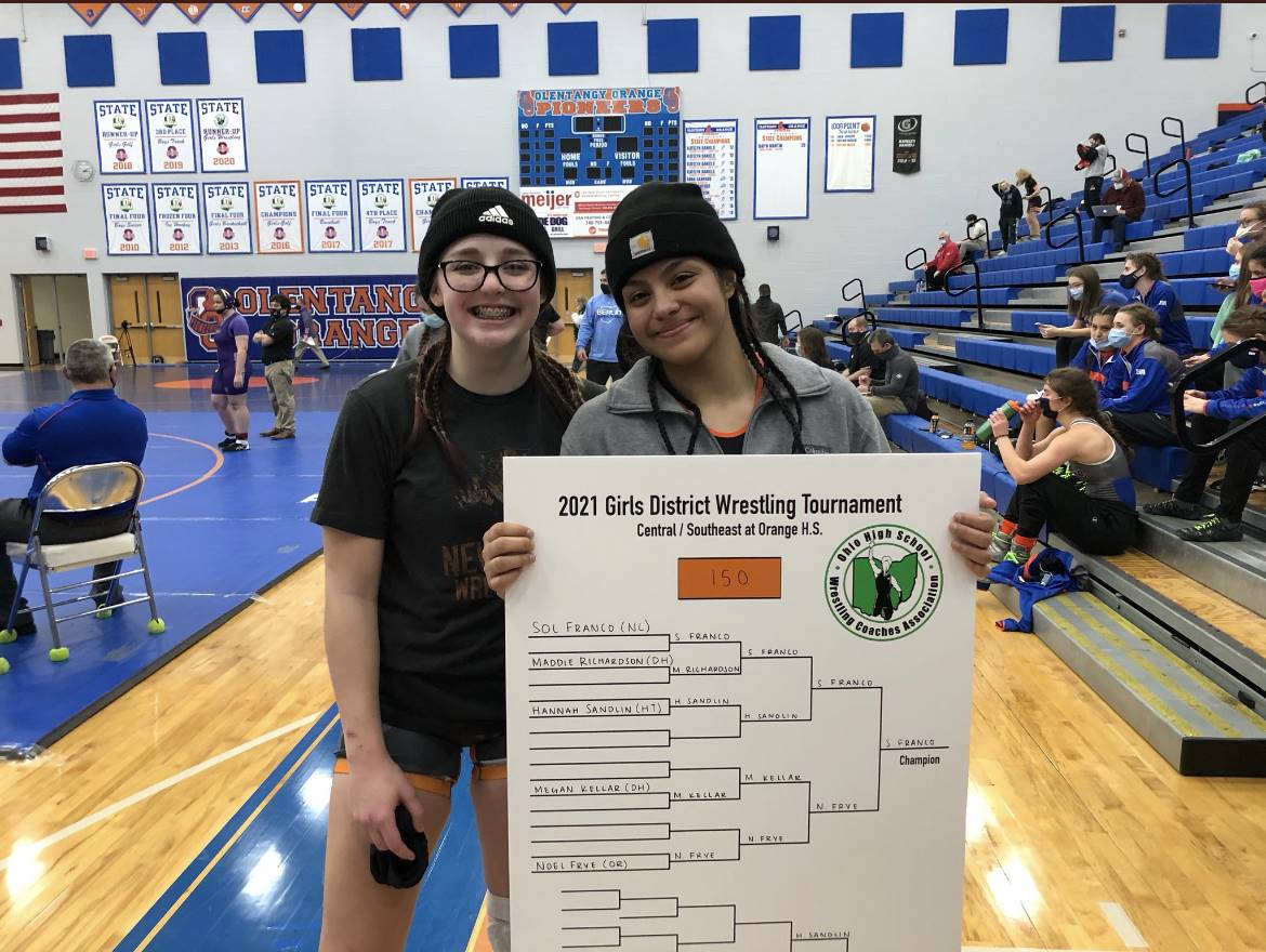 2 Wrestlers Qualify for the State Tournament